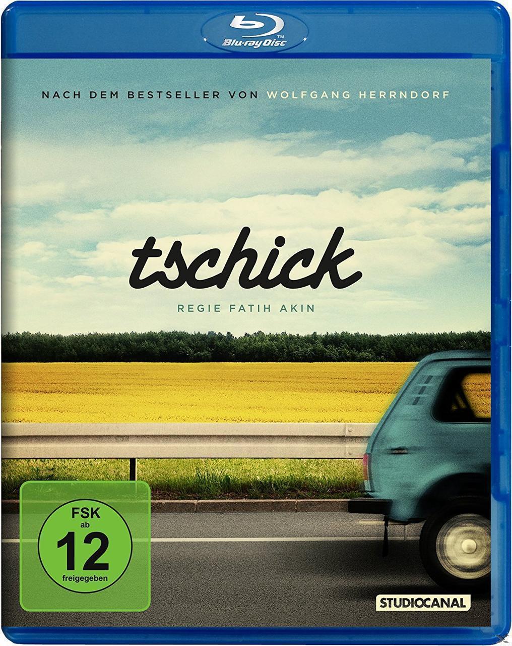 Tschick (BLU-RAY) für 9,74 Euro