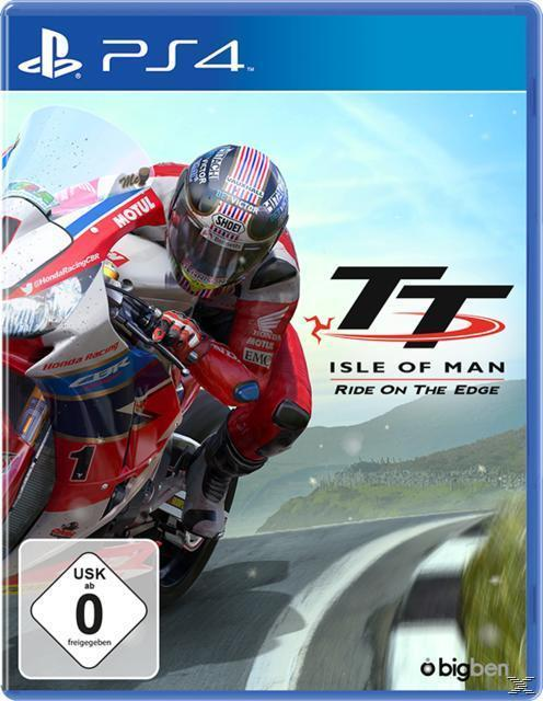 TT Isle of Man: Tourist Trophy (PlayStation 4) für 19,99 Euro
