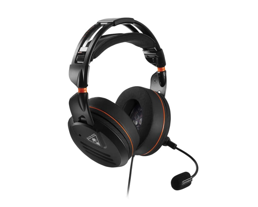 Turtle Beach Ear Force Elite Pro Gaming-Headset ComforTec Fit System für 172,99 Euro