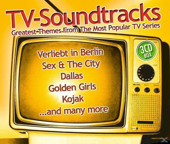 TV-Soundtracks-Greatest Themes From The Most Popular TV Series (VARIOUS) für 7,49 Euro