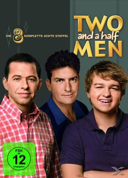 Two and a half Men - Die komplette 8. Staffel (DVD) für 19,99 Euro