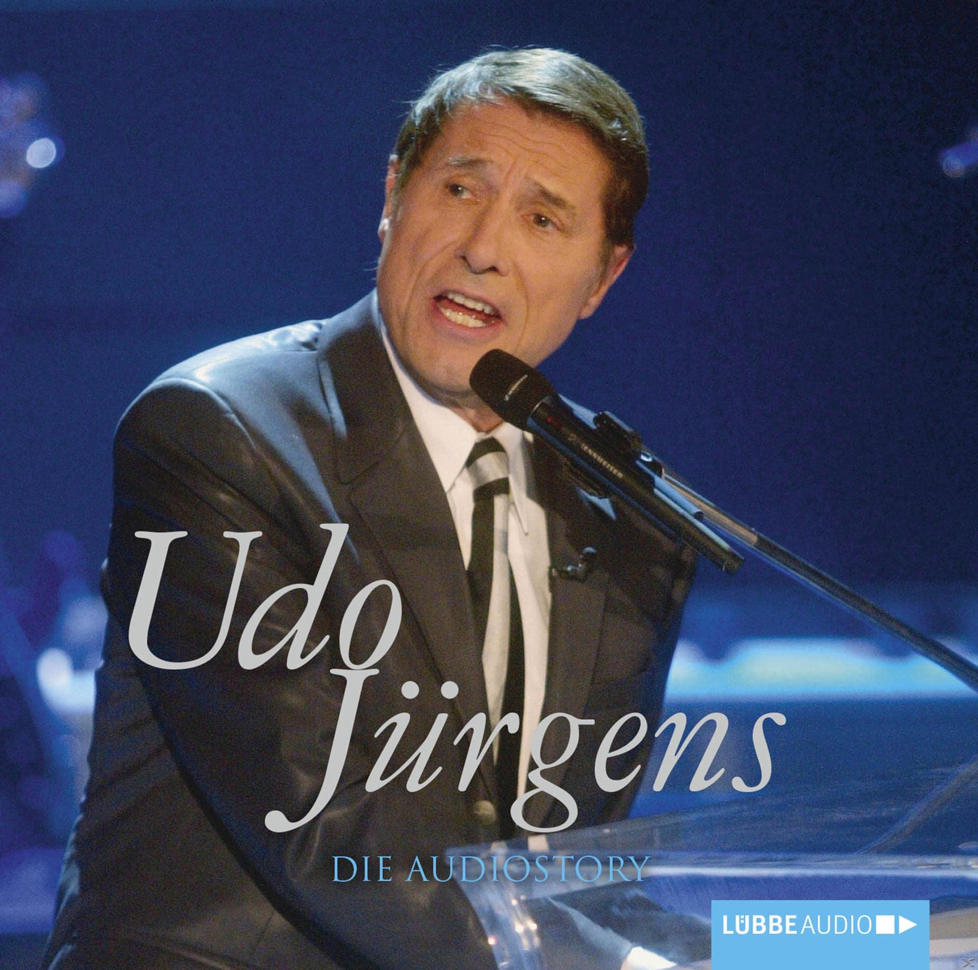 Udo Jürgens - Die Audiostory (CD(s)) für 6,99 Euro
