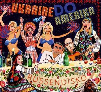 Ukraine do Amerika: Russendisko (CD(s)) für 17,99 Euro
