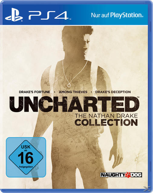 Uncharted: The Nathan Drake Collection (PlayStation 4) für 64,99 Euro