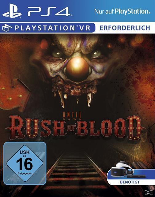 Until Dawn: Rush of Blood (PlayStation 4) für 19,99 Euro