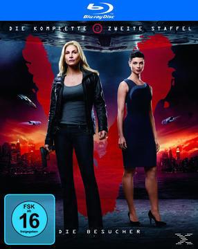 V - Die Besucher: Die komplette 2. Staffel (BLU-RAY) für 26,31 Euro