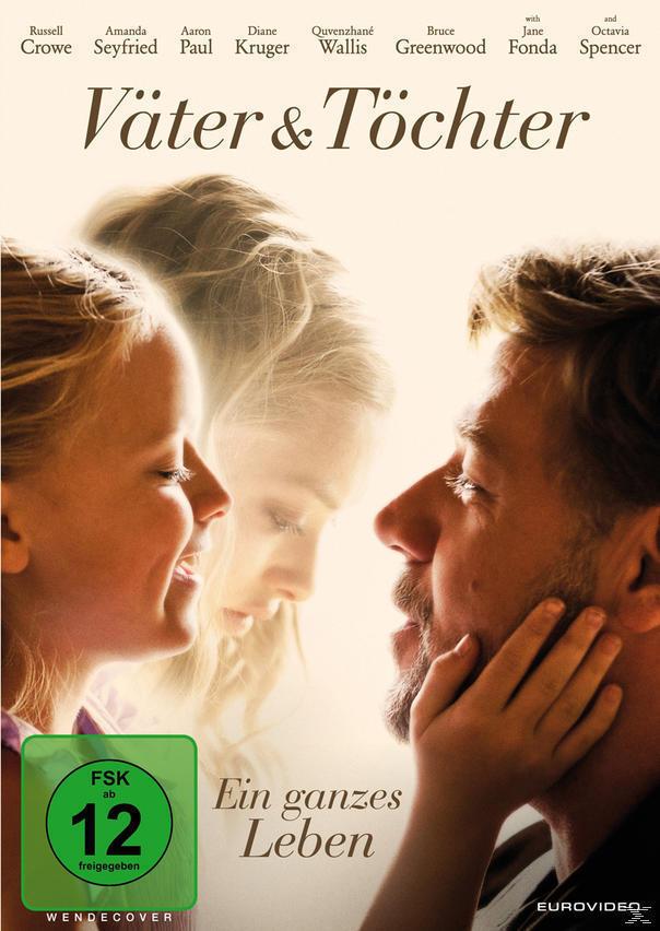Väter & Töchter - Ein ganzes Leben (DVD) für 7,99 Euro