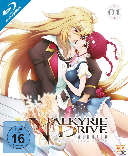 Valkyrie Drive: Mermaid Vol. 1 (Episoden 1-4) (BLU-RAY) für 39,99 Euro