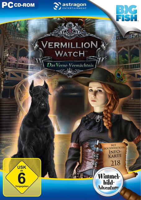 Vermillion Watch: Das Verne-Vermächtnis (PC) für 9,99 Euro