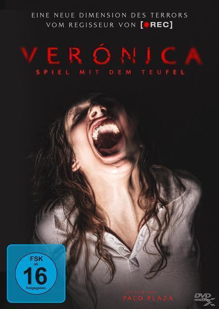 Veronica - Spiel mit dem Teufel (DVD) für 12,99 Euro