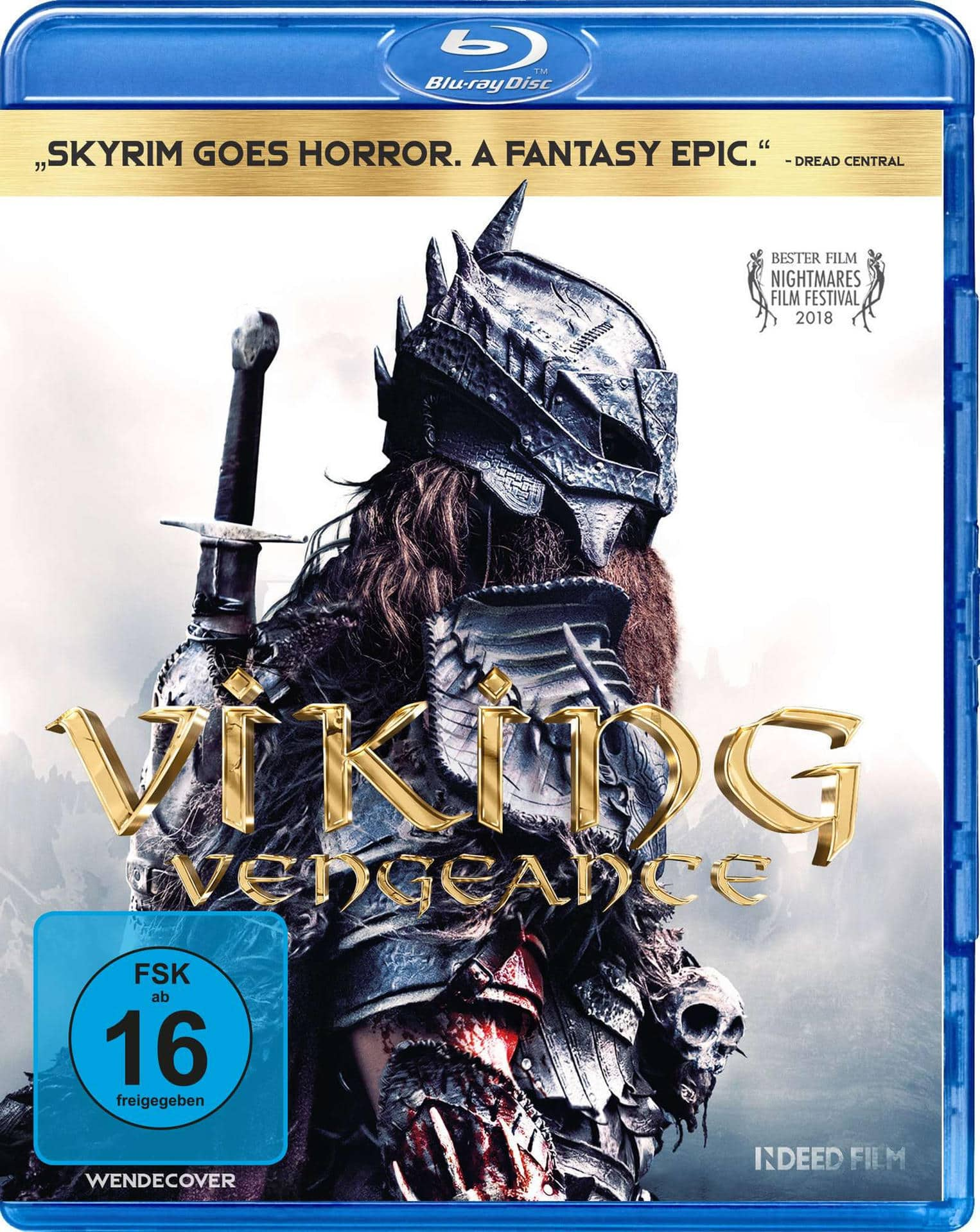 Viking Vengeance (BLU-RAY) für 14,99 Euro