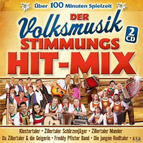 Volksmusik Stimmungs-Hit-Mix (VARIOUS) für 7,99 Euro