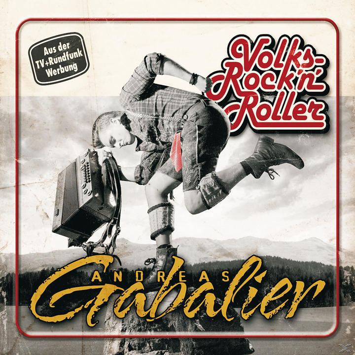 Volksrock'n' Roller (Andreas Gabalier) für 9,49 Euro