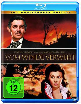 Vom Winde verweht Anniversary Edition (BLU-RAY) für 9,74 Euro