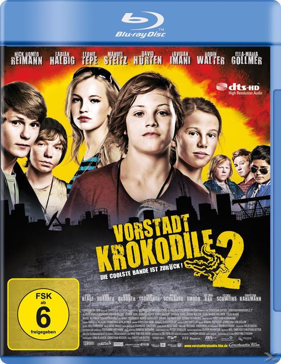 Vorstadtkrokodile 2 (BLU-RAY) für 8,99 Euro