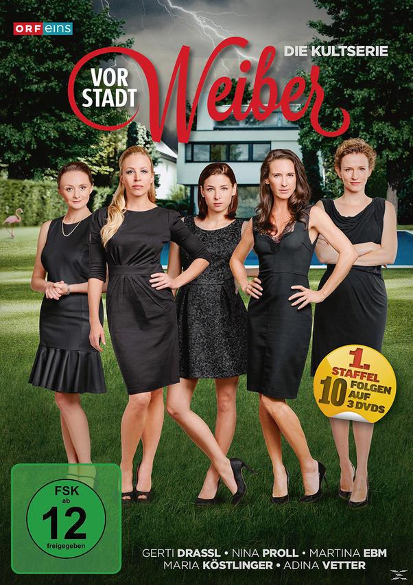 Vorstadtweiber - Staffel 1 (DVD) für 13,99 Euro