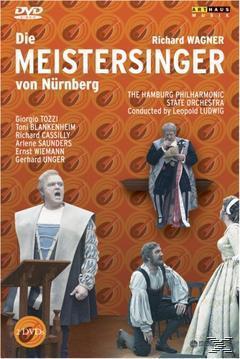 Wagner, Richard - De Meistersinger Von Nurnberg (Doppel-DVD) (DVD) für 17,99 Euro