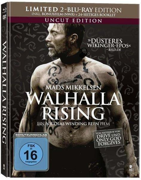 Walhalla Rising Limited Mediabook (BLU-RAY) für 16,99 Euro