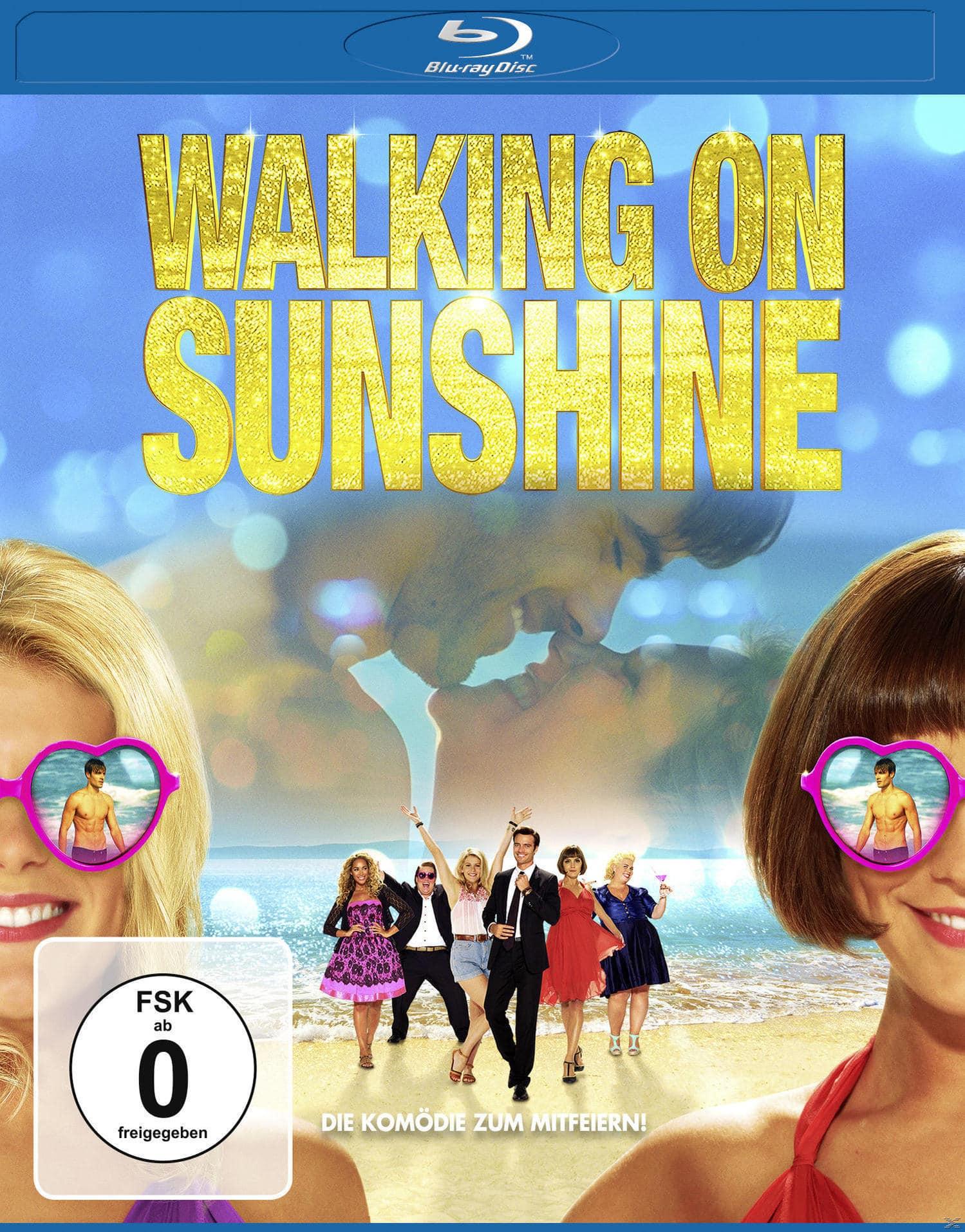 Walking on Sunshine (BLU-RAY) für 8,99 Euro