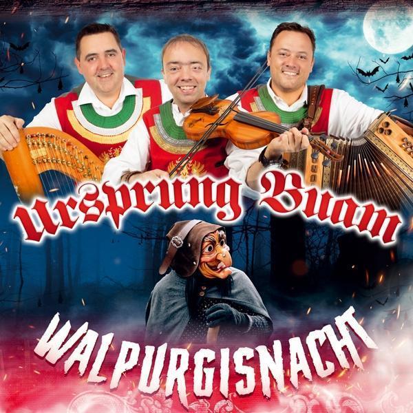 Walpurgisnacht (Ursprung Buam) für 13,99 Euro