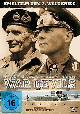 War Devils - Die Kriegsteufel kommen (DVD) für 4,99 Euro