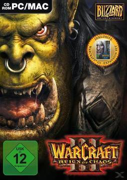 Warcraft 3 Gold (Bestseller Series) (PC) für 19,99 Euro