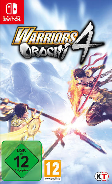 Warriors Orochi 4 (Nintendo Switch) für 19,99 Euro