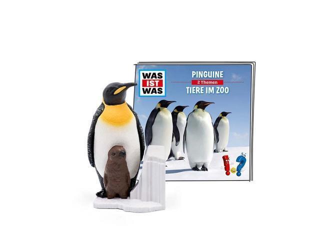 Was ist was   Pinguine / Tiere im Zoo (Tonies) für 14,61 Euro