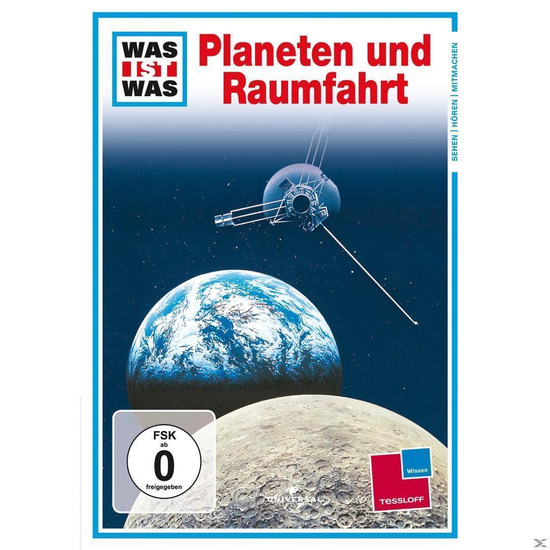 Was ist was: Planeten und Raumfahrt (DVD) für 7,79 Euro