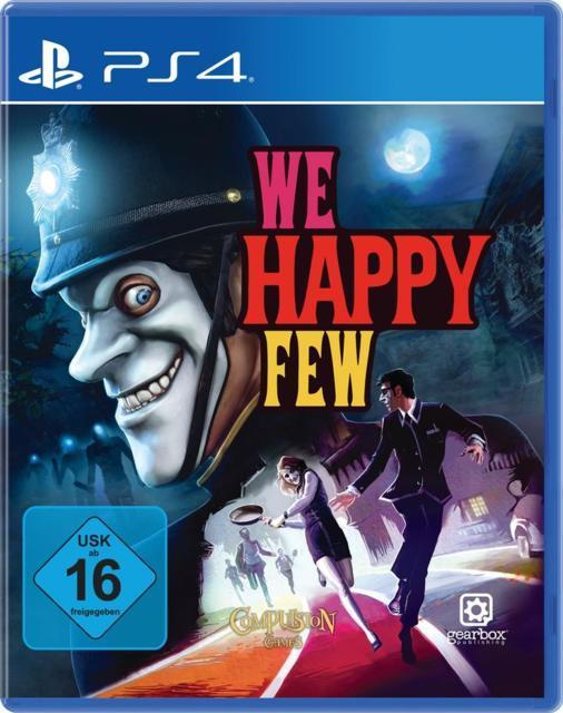 We Happy Few (PlayStation 4) für 19,99 Euro