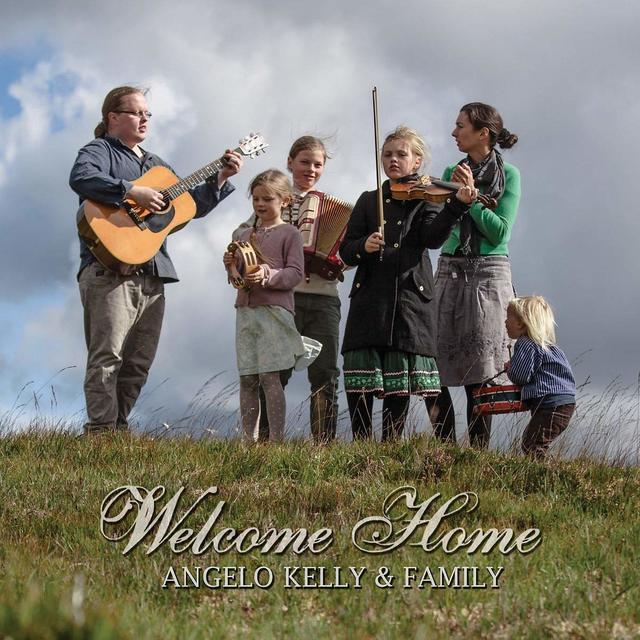 WELCOME HOME (Angelo & Family Kelly) für 16,49 Euro