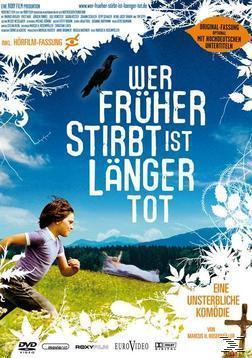 Wer früher stirbt, ist länger tot - Edition deutscher Film (DVD) für 7,99 Euro