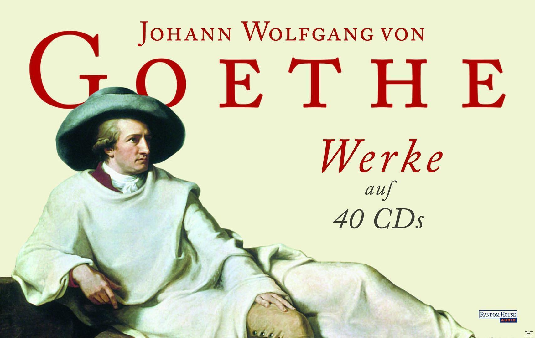 Werke - Eine Auswahl auf 40 CDs (CD(s)) für 123,49 Euro