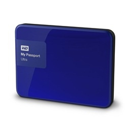 Western digital My Passport Ultra 3TB 2,5'' Festplatte USB 3.0 für 139,00 Euro