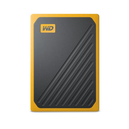 Western digital My Passport Go für 126,00 Euro