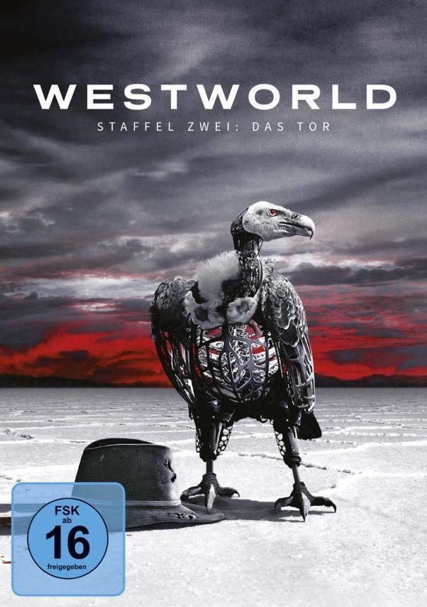 Westworld - Staffel 2: Das Tor DVD-Box (DVD) für 29,99 Euro