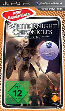 White Knight Chronicles Origins (PSP Essentials) (PSP) für 9,99 Euro