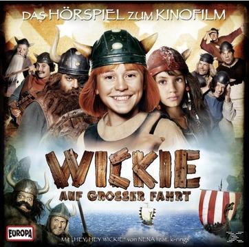 Wickie auf Großer Fahrt (CD(s)) für 7,49 Euro
