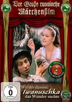 Wie der dumme Iwanuschka das Wunder suchte (DVD) für 6,99 Euro