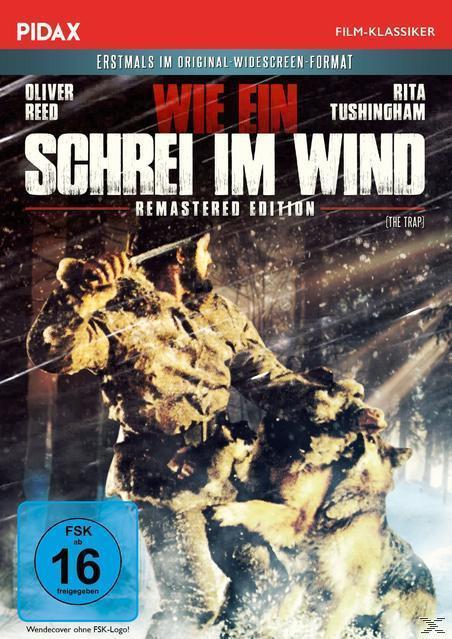Wie ein Schrei im Wind Remastered (DVD) für 12,99 Euro