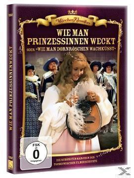 Wie man Prinzessinen weckt - Oder Wie man Dornröschen wachküsst (DVD) für 7,99 Euro