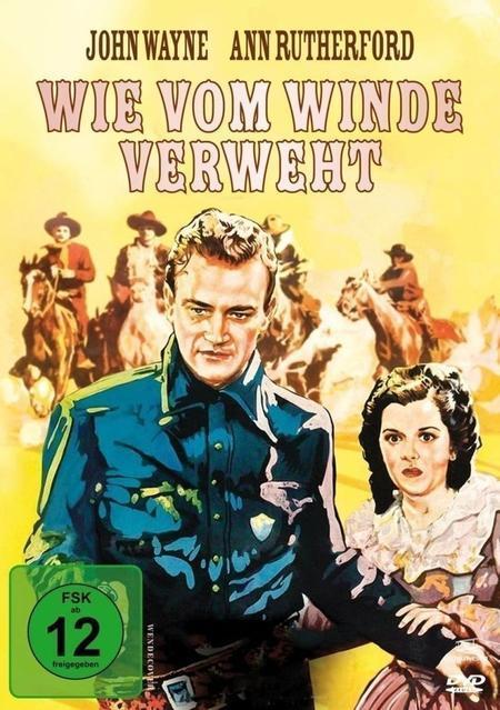 Wie vom Winde verweht (DVD) für 9,74 Euro