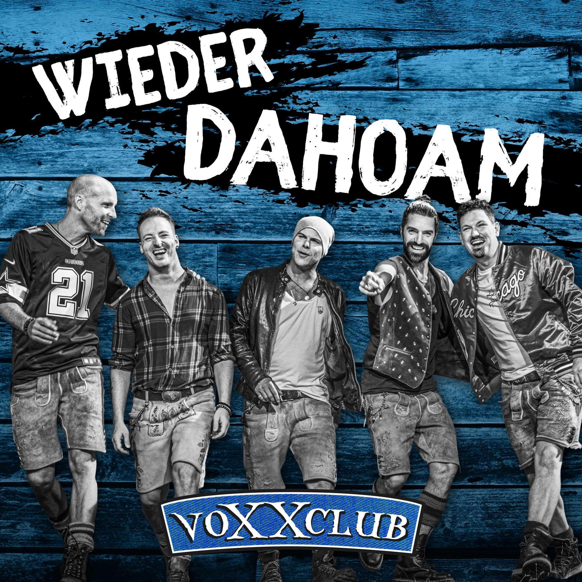WIEDER DAHOAM (Voxxclub) für 16,99 Euro