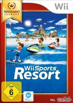 Wii Sports Resort (Nintendo Selects) (Nintendo WII) für 24,99 Euro