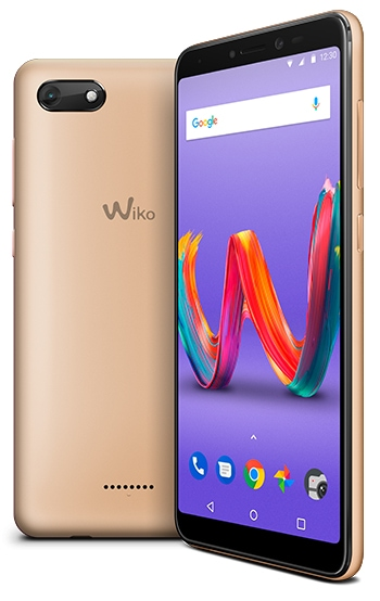 Wiko Harry 2 Smartphone 13,8cm/5,45'' Android 8.1 13MP 16GB Dual-SIM für 111,00 Euro
