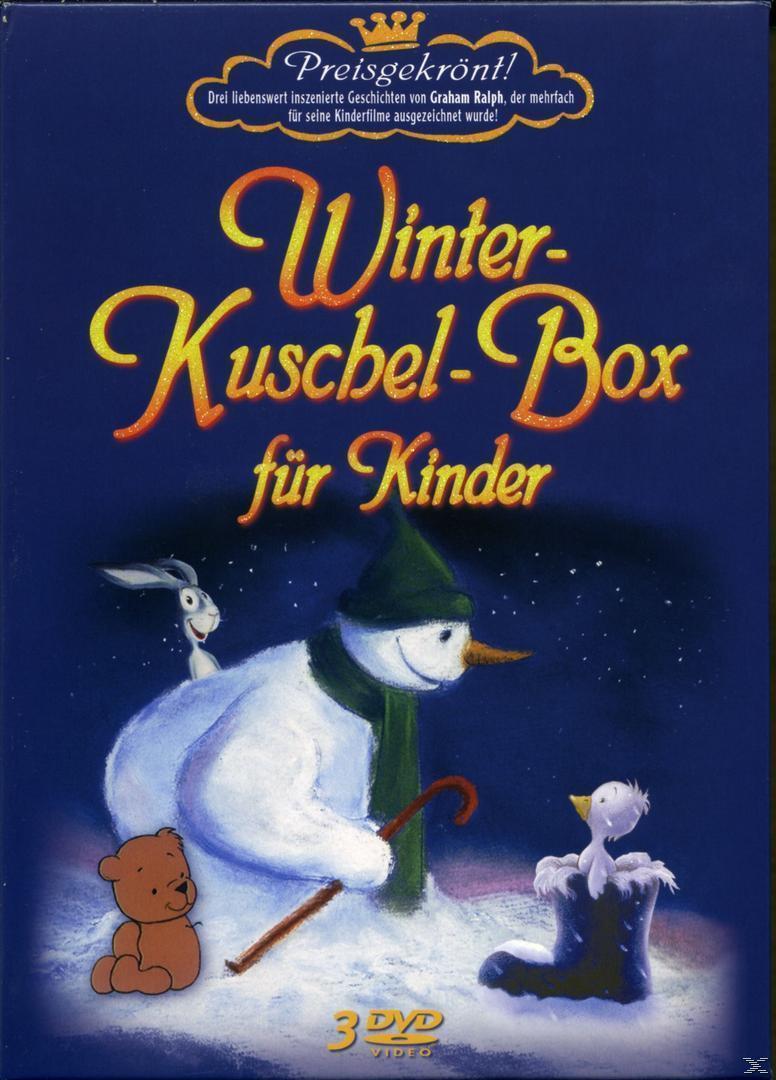 Winter-Kuschel-Box für Kinder (DVD) für 7,99 Euro