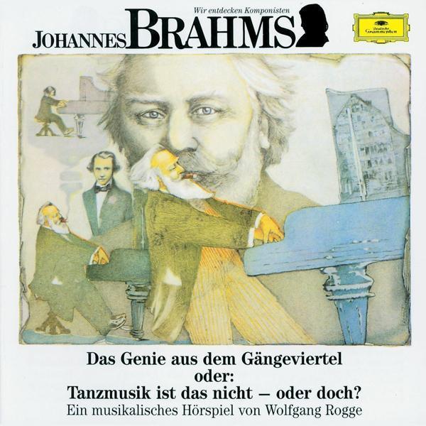 Wir Entdecken Komponisten-Brahms: Das Genie (Wolfgang Rogge) für 8,49 Euro