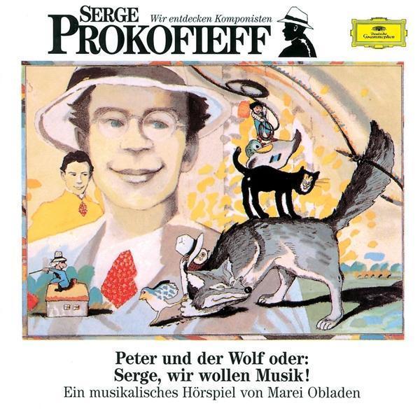 WIR ENTDECKEN KOMPONISTEN - PROKOFIEFF: PETER (Marei Obladen) für 8,49 Euro