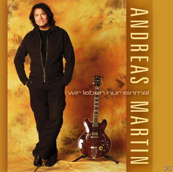 Wir Leben Nur Einmal (Andreas Martin) für 16,99 Euro