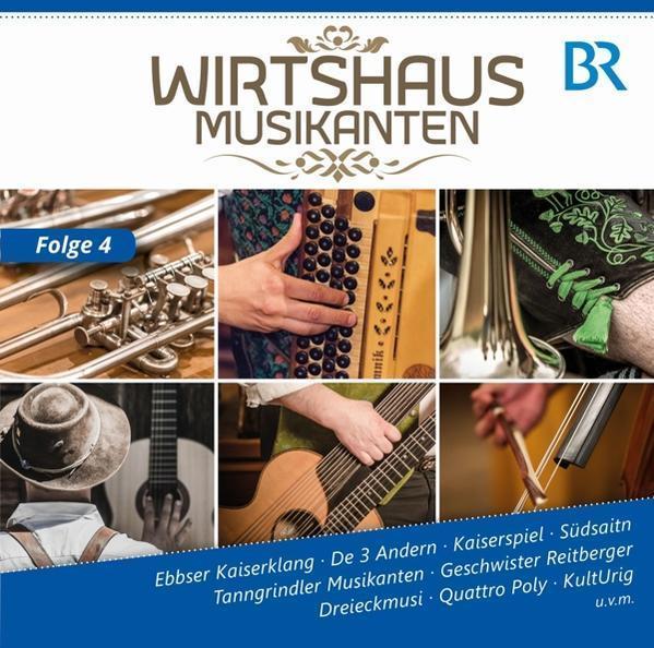 Wirtshaus Musikanten BR-FS,F.4 (Wirtshausmusikanten Diverse Interpreten) für 15,49 Euro